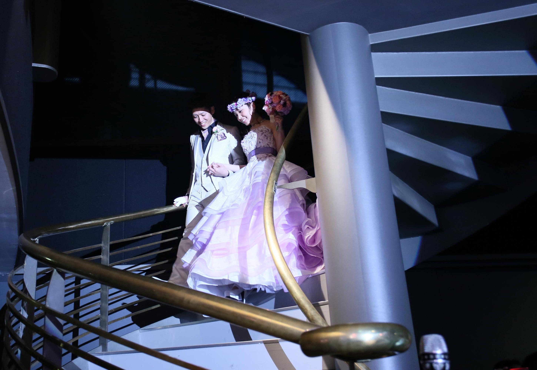 ブライダルレポート Kazuhide & Saaya実際の写真3
