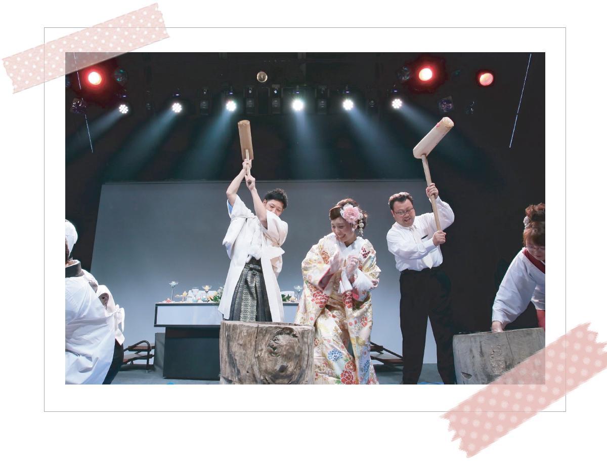 ブライダルレポート Kazuhide & Saaya実際の写真2