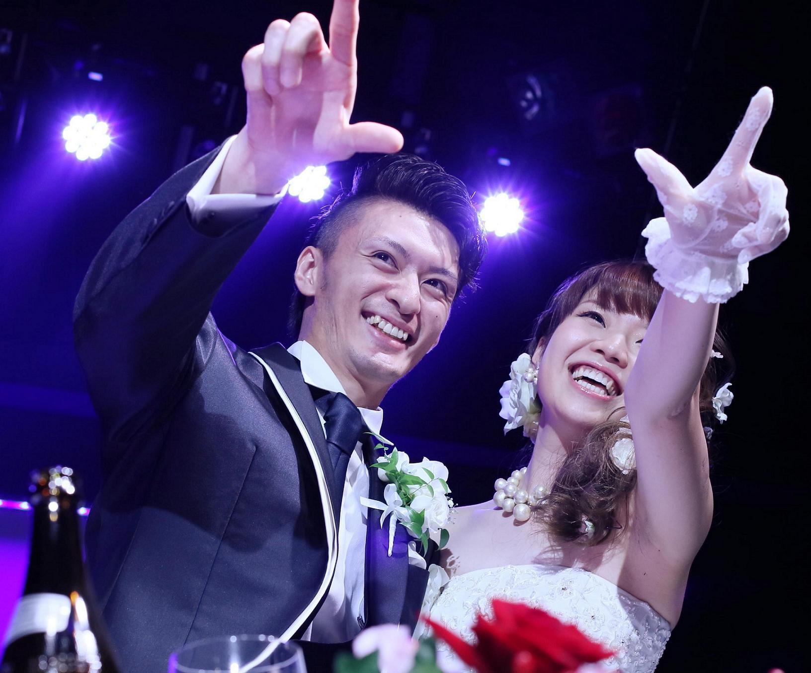 ブライダルレポート Yuhei & Saki