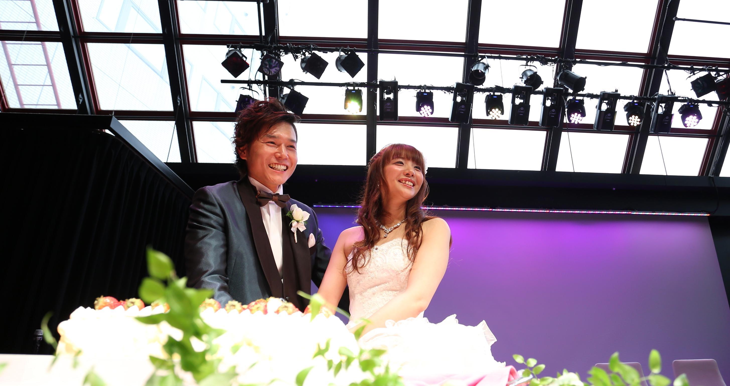 ブライダルレポート Norihiko & Izumi
