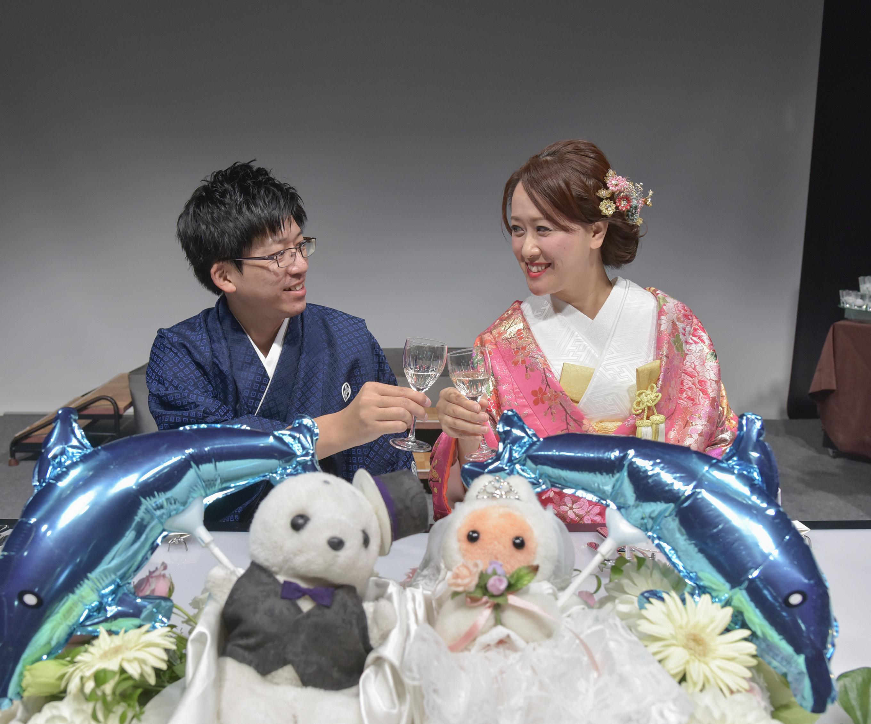 ブライダルレポート Mirai & Yayoi
