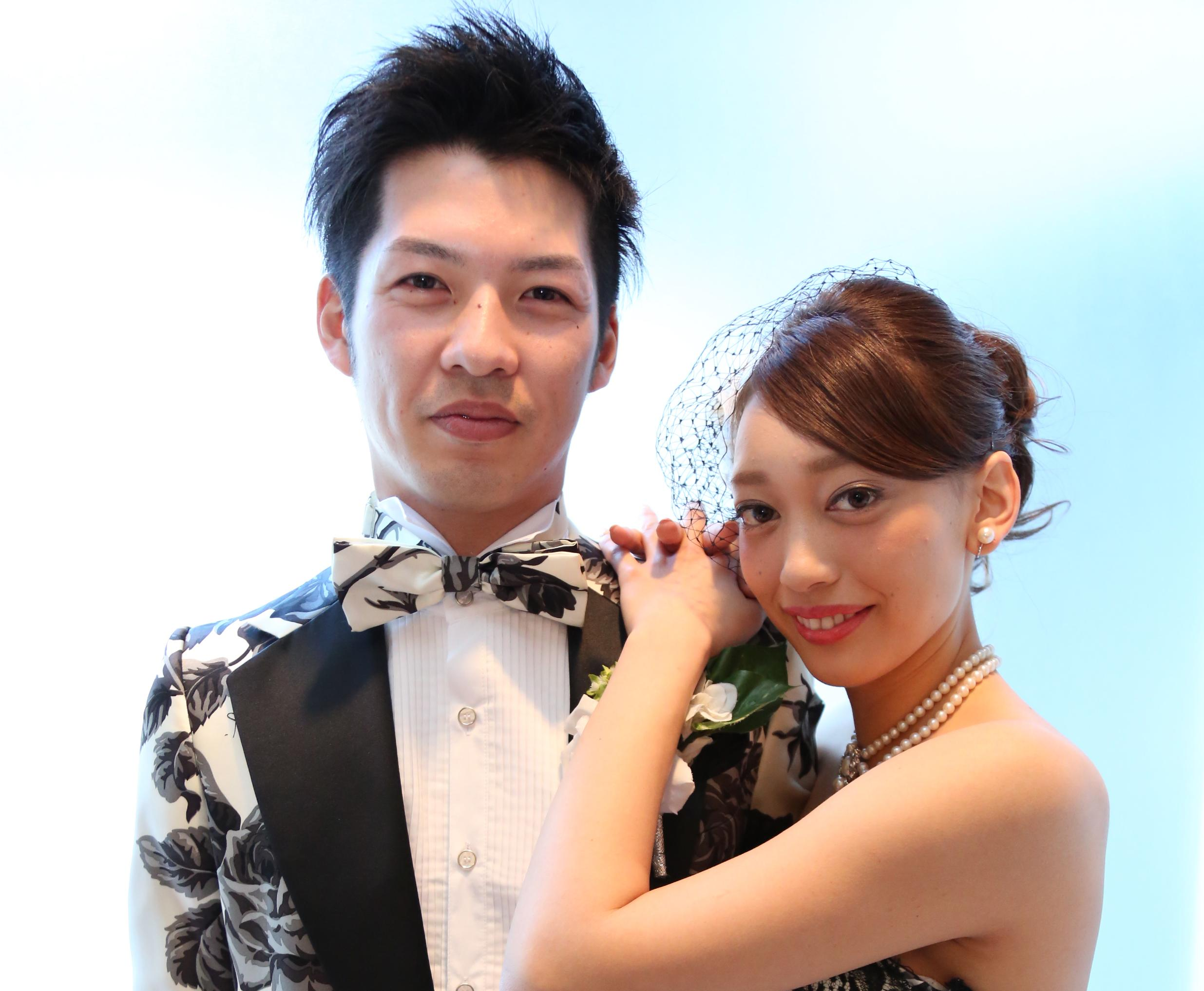 ブライダルレポート Ryo & Yumi