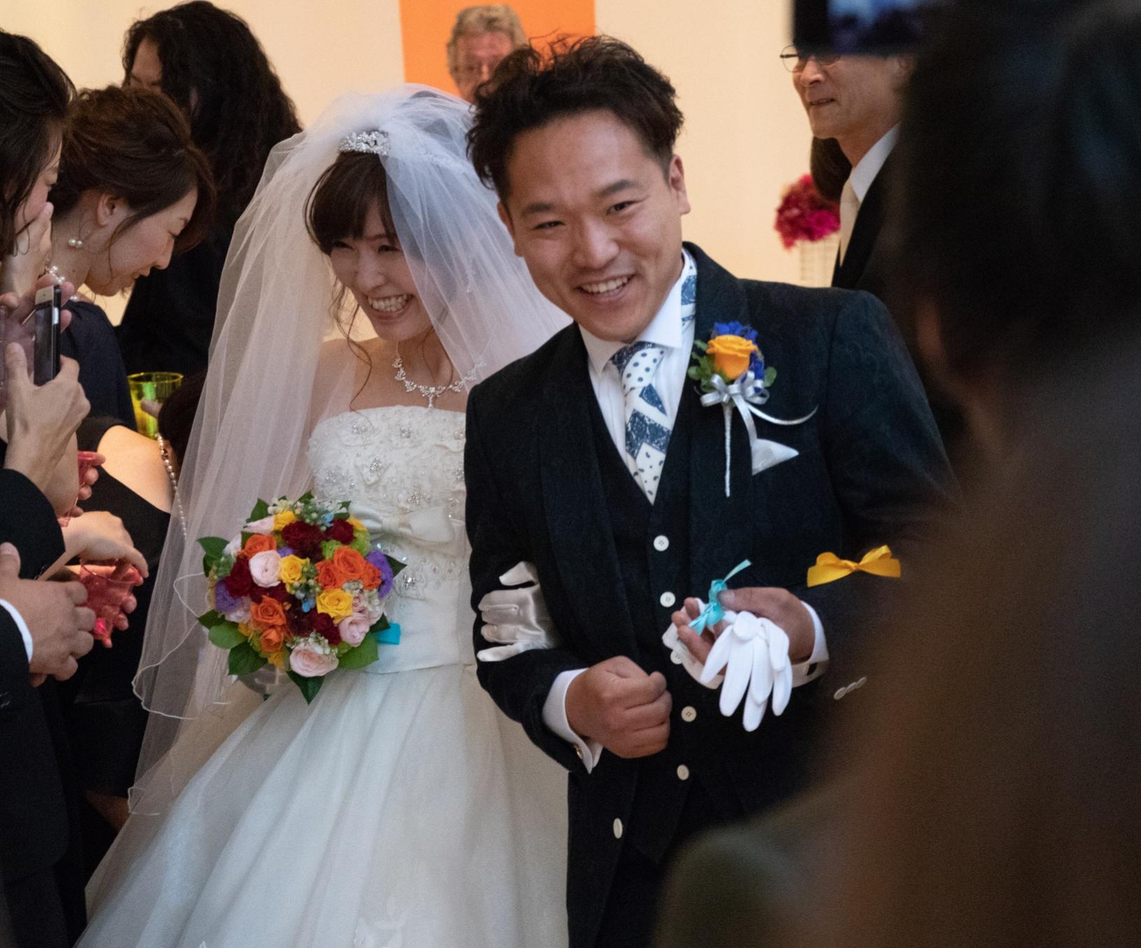 ブライダルレポート Tomohiro & Kiriko